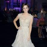 Emma Watson en la fiesta posterior al estreno de Harry Potter en Londres