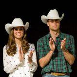 Los Duques de Cambridge, dos cowboys en Calgary