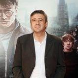 Ramón Arangüena en el preestreno de Harry Potter en Madrid