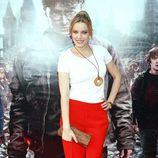 Carolina Bang en el preestreno de Harry Potter en Madrid