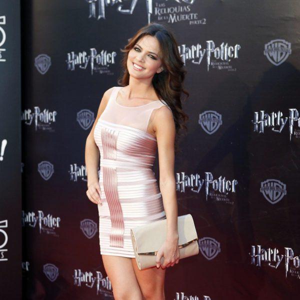 Famosos en el preestreno de Harry Potter en Madrid