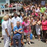 José Ortega Cano sale del hospital