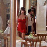 Penélope Cruz en el set de 'Bop Decameron'