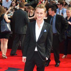 Tom Felton, uno de los más solicitados por las fans