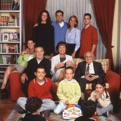 'Médico de familia' tuvo 9 temporadas, emitidas entre 1995 y 1999