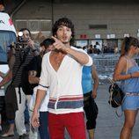 Yon González en el concierto de Black Eyed Peas en Madrid