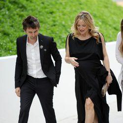 Kate Hudson y Matthew Bellamy acuden a una cena benéfica organizada por Chanel