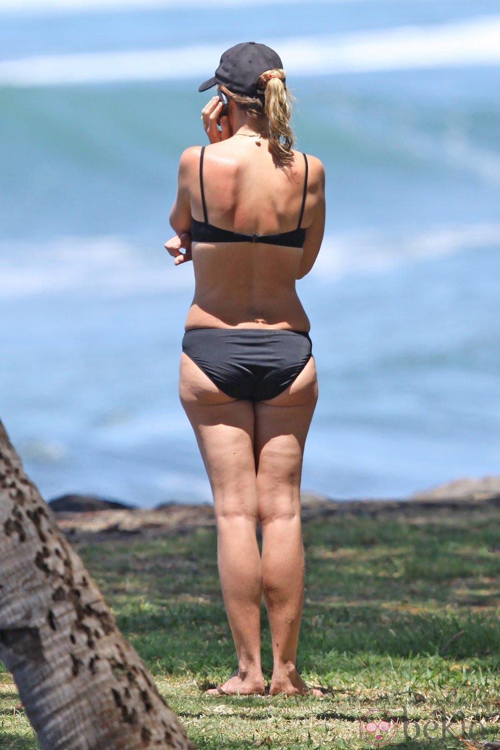 Helen Hunt en bikini