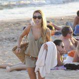 Berta Collado en Ibiza