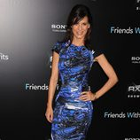 Perrey Reeves en la premiere de 'Friends with benefits' en Nueva York