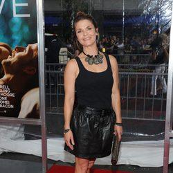 Kathryn Erbe en el estreno de 'Crazy, Stupid, Love' en Nueva York