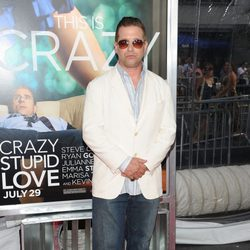 Stephen Baldwin en el estreno de 'Crazy, Stupid, Love' en Nueva York