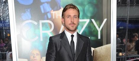Ryan Gosling en el estreno de 'Crazy, Stupid, Love' en Nueva York