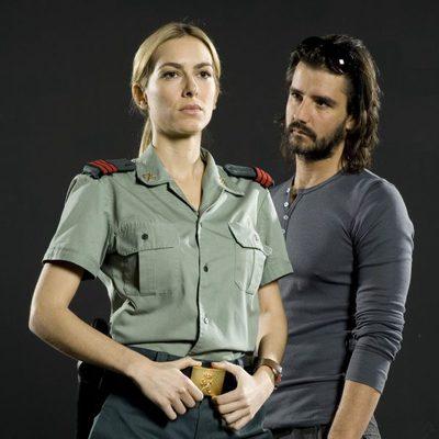 Kira Miró y Antonio Hortelano de 'Punta Escarlata'