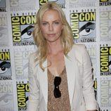Charlize Theron en Comic-Con 2011