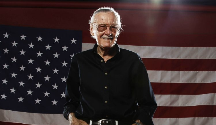 Stan Lee en Comic-Con 2011