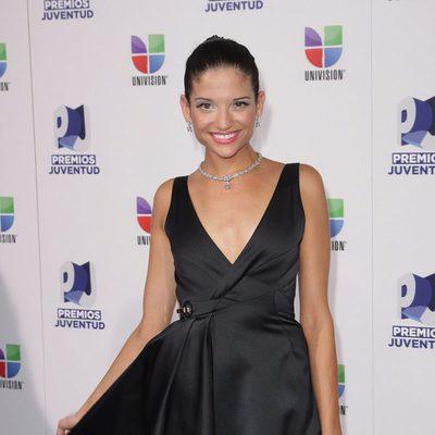 Natalia Jiménez en los Premios Juventud 2011