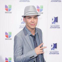 Prince Royce en los Premios Juventud 2011