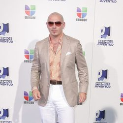 Pitbull en los Premios Juventud 2011