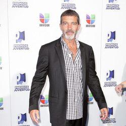 Antonio Banderas en los Premios Juventud 2011