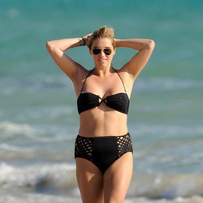 Kesha, monstruosa en bikini