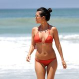 Kourtney Kardashian en bikini tras adelgazar