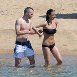 Anna Ortiz, novia de Andrés Iniesta, en bikini