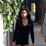 Amy Winehouse, muy recuperada en marzo de 2011