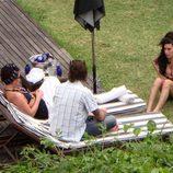 Amy Winehouse de vacaciones en Río de Janeiro