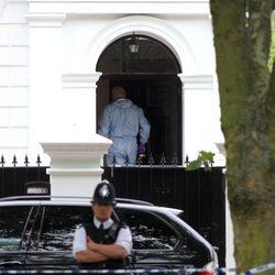 Las autoridades entran a casa de Amy Winehouse tras su muerte