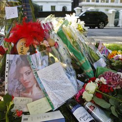 Recuerdos en honor a Amy Winehouse