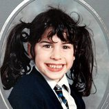 Amy Winehouse, una niña sonriente