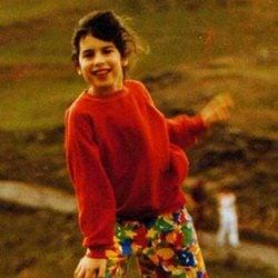 Amy Winehouse en una imagen de 1989