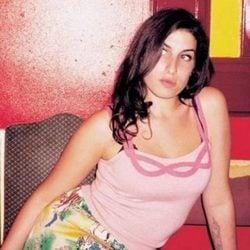 Una joven Amy Winehouse