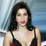 Una joven y sana Amy Winehouse
