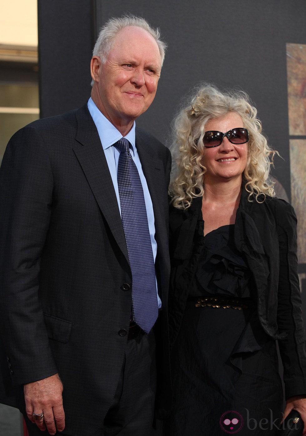John Lithgow en el estreno de 'El origen del planeta de los Simios' en Los Angeles