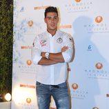 Jacobo Ostos en la fiesta de 'Supervivientes 2011'