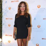 Jessica Bueno en la fiesta de 'Supervivientes 2011'