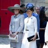 Autumn Phillips y Lady Sarah Chatto