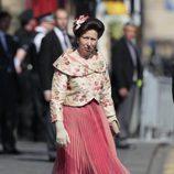 La Princesa Ana de Inglaterra