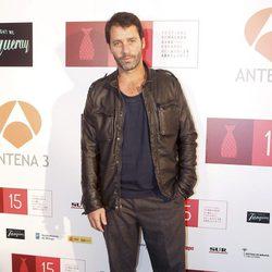Juan Pablo Shuk en la presentación del Festival de Málaga 2012