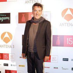 Francis Lorenzo en la presentación del Festival de Málaga 2012