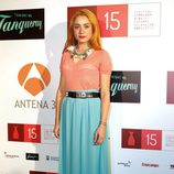 Miranda Makaroff en la presentación del Festival de Málaga 2012
