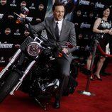 Tom Hiddleston en la premiere de 'Los Vengadores' en Los Angeles