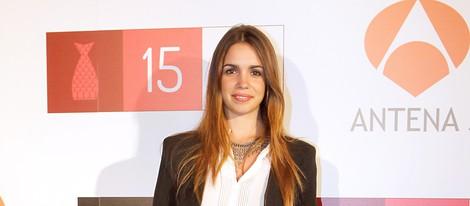Elena Furiase en la presentación del Festival de Málaga 2012