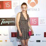 Carla Nieto en la presentación del Festival de Málaga 2012