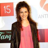 Sandra Blázquez en la presentación del Festival de Málaga 2012
