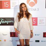 Ana Fernández en la presentación del Festival de Málaga 2012