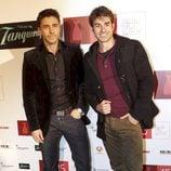 Rubén Sanz y Daniel Muriel en la presentación del Festival de Málaga 2012