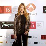 Carolina Bang en la presentación del Festival de Málaga 2012